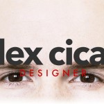 Good inspiration web design of the day:『Alex Cican』