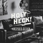 Good inspiration web design of the day:『HOLY HECK』