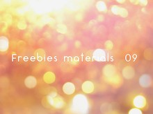 Freebies materials clip 09