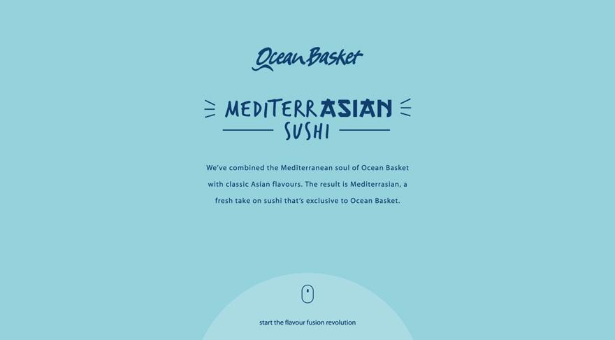 MEDITERR ASIAN SUSHI