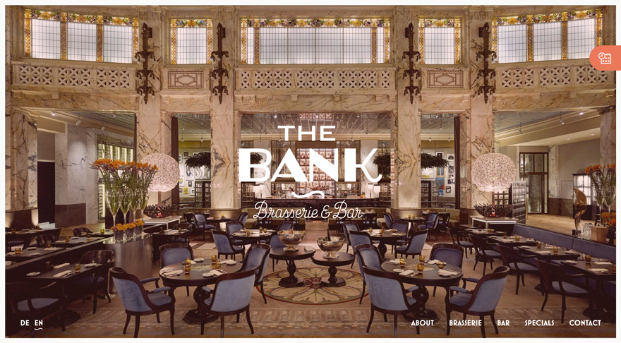 THE BANK Brasserie&Bar