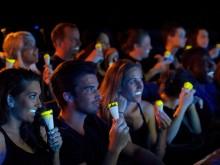 Do U know luminescent ice cream?