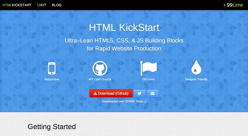 HTML-KickStart
