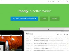"""5分で出来る!wordpressに""""feedly""""のRSSフィードを設置する。"""