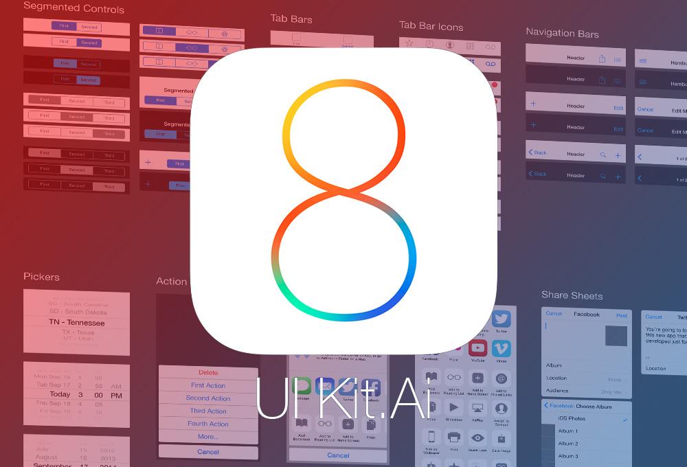 ios8-app-ui-kit